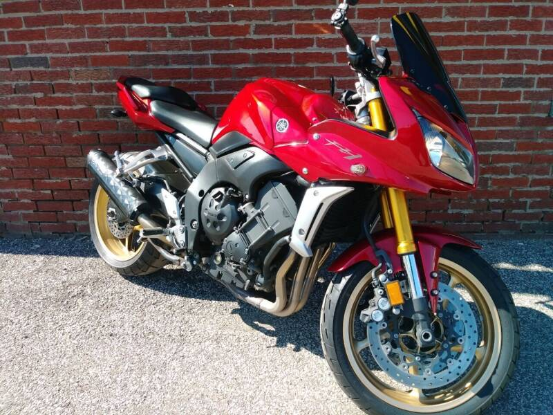 2008 Yamaha FZ1 for sale at Gold Class Motors Inc in Parma OH