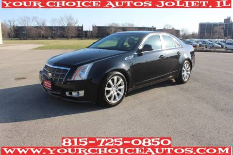 2008 Cadillac CTS for sale at Your Choice Autos - Joliet in Joliet IL