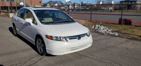 2008 Honda Civic for sale at EBN Auto Sales in Lowell MA