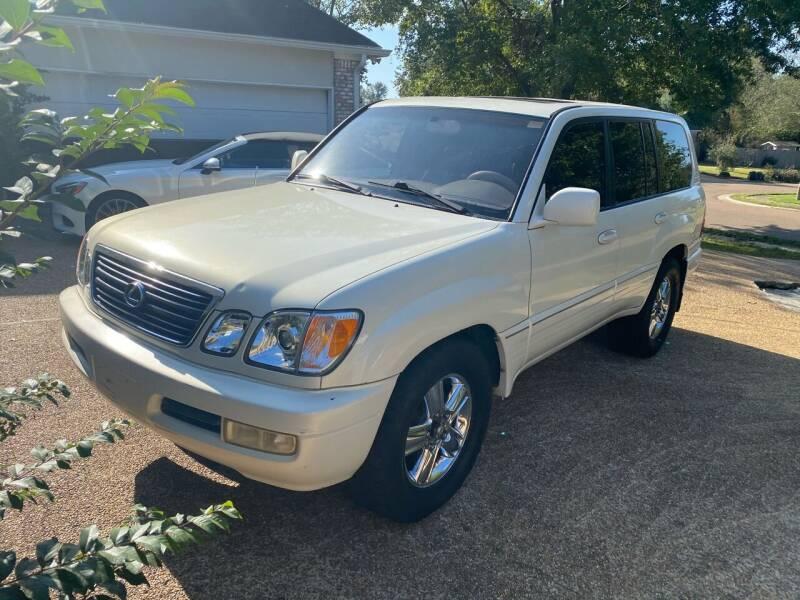 zmsfbrwufuiwym https www carsforsale com 1999 lexus lx 470 for sale c137761