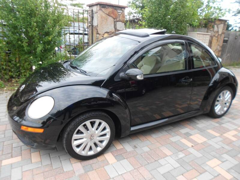 2008 Volkswagen New Beetle for sale at Precision Auto Sales of New York in Farmingdale NY