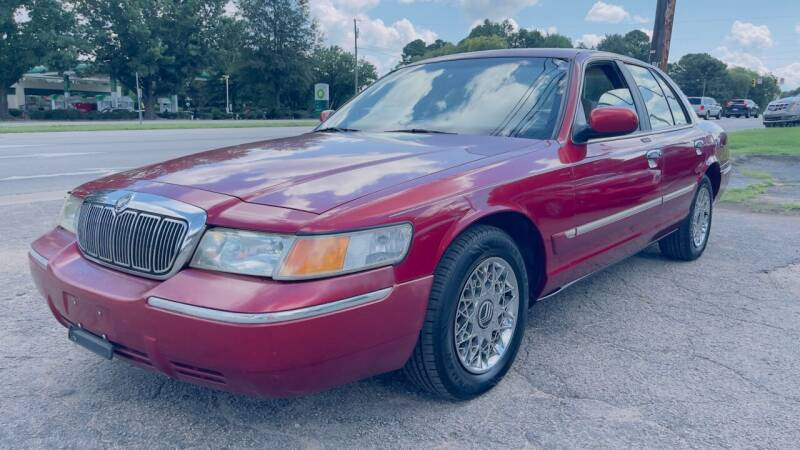 2000 Mercury Grand Marquis for sale at Capital Motors in Raleigh NC