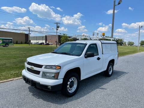 2010 Chevrolet Colorado for sale at Rt. 73 AutoMall in Palmyra NJ