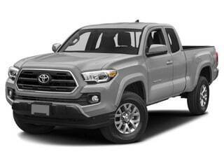 2017 Toyota Tacoma for sale at Mann Chrysler Dodge Jeep of Richmond in Richmond KY