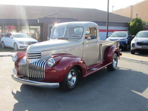 1946 CHEROLET TRUCK for sale at Lynnway Auto Sales Inc in Lynn MA