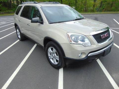 2010 GMC Acadia for sale at Lakewood Auto in Waterbury CT