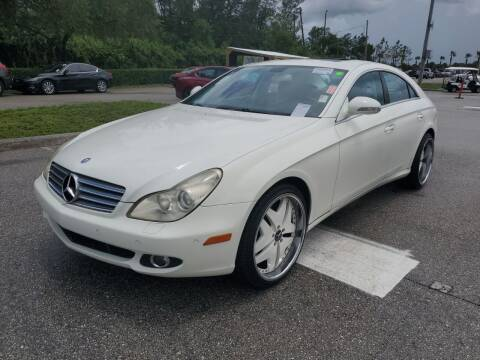 2006 Mercedes-Benz CLS for sale at Best Auto Deal N Drive in Hollywood FL