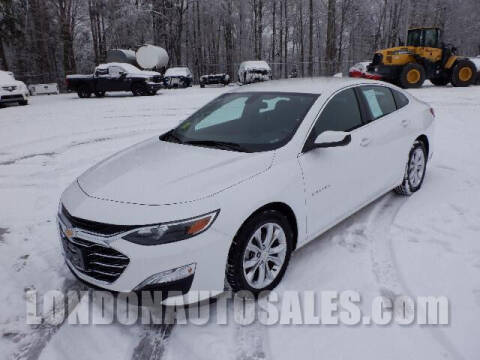 2020 Chevrolet Malibu for sale at London Auto Sales LLC in London KY