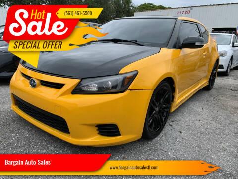 2012 Scion tC for sale at Bargain Auto Sales in West Palm Beach FL