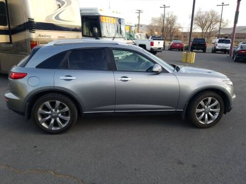 2004 Infiniti FX35 for sale at Freds Auto Sales LLC in Carson City NV