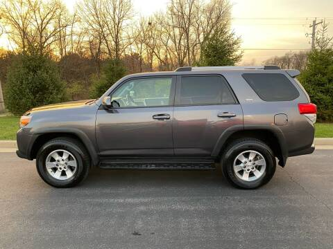 2010 Toyota 4Runner for sale at Encore Auto in Niles MI