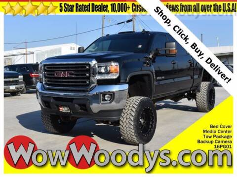 2016 GMC Sierra 2500HD for sale at WOODY'S AUTOMOTIVE GROUP in Chillicothe MO