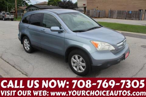 2007 Honda CR-V for sale at Your Choice Autos in Posen IL