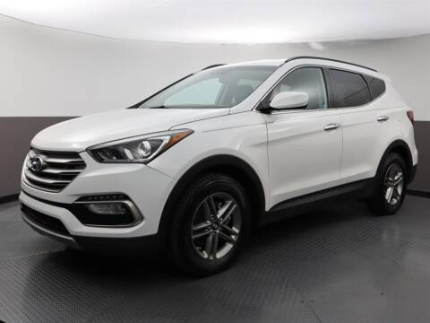 2017 Hyundai Santa Fe Sport for sale at Florida Fine Cars - West Palm Beach in West Palm Beach FL