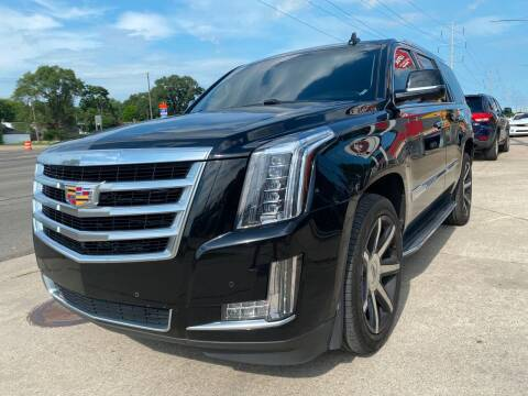 2015 Cadillac Escalade for sale at Matthew's Stop & Look Auto Sales in Detroit MI