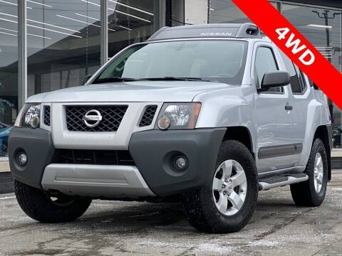 2013 Nissan Xterra for sale at Carmel Motors in Indianapolis IN