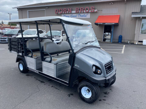 2015 Club Car Transport for sale at Dorn Brothers Truck and Auto Sales in Salem OR