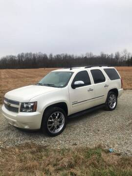 2013 Chevrolet Tahoe for sale at Delta Motors LLC in Jonesboro AR