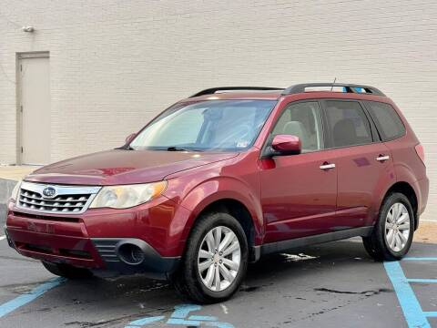 2011 Subaru Forester for sale at Carland Auto Sales INC. in Portsmouth VA