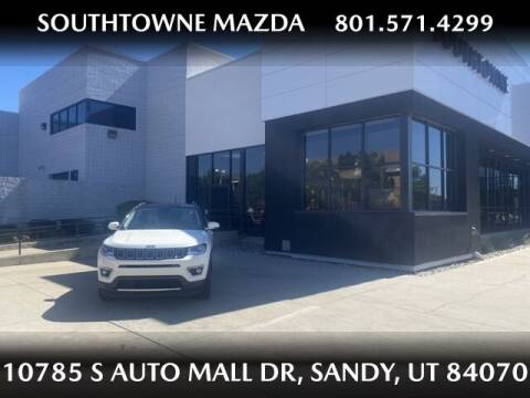 2018 Jeep Compass for sale at Southtowne Mazda of Sandy in Sandy UT