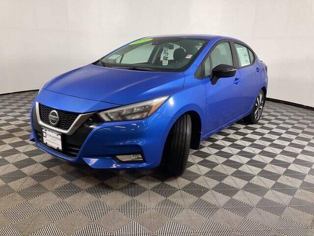 2021 Nissan Versa for sale in Darlington, WI