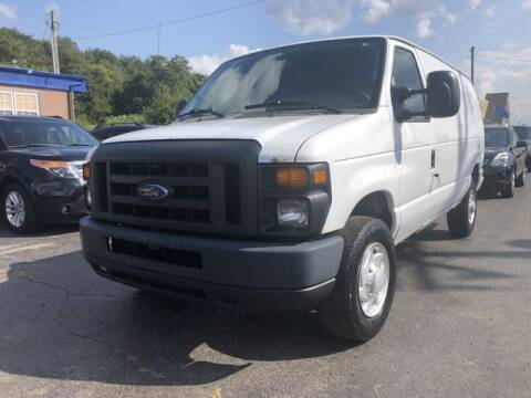 2012 Ford E-Series Cargo for sale at Instant Auto Sales in Chillicothe OH