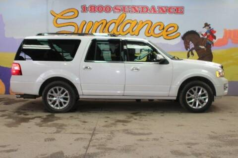 2016 Ford Expedition EL for sale at Sundance Chevrolet in Grand Ledge MI