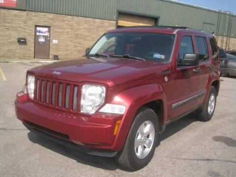 2011 Jeep Liberty for sale at ELITE AUTOMOTIVE in Euclid OH