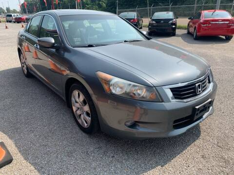 2010 Honda Accord for sale at Super Wheels-N-Deals in Memphis TN