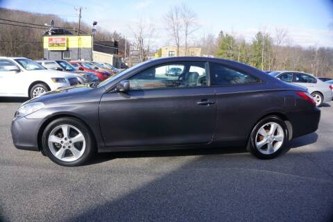 2008 Toyota Camry Solara for sale at Bloom Auto in Ledgewood NJ