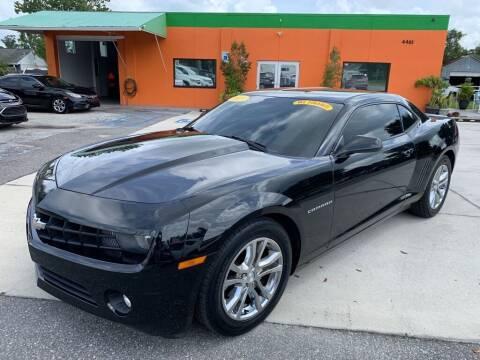 2013 Chevrolet Camaro for sale at Galaxy Auto Service, Inc. in Orlando FL