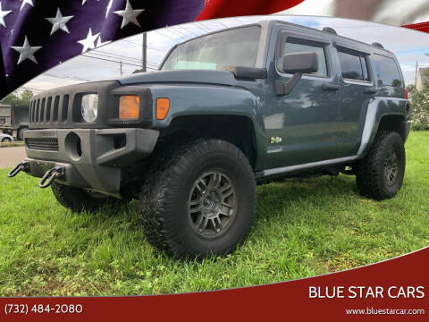 2007 HUMMER H3 for sale at Blue Star Cars in Jamesburg NJ