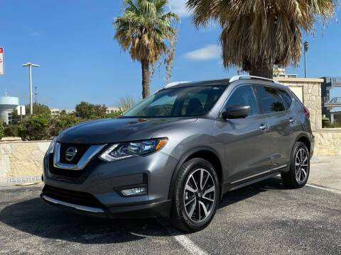 2019 Nissan Rogue for sale at Motorcars Group Management - Bud Johnson Motor Co in San Antonio TX