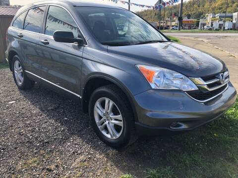 2011 Honda CR-V for sale at Edens Auto Ranch in Bellaire OH
