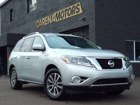 2016 Nissan Pathfinder for sale at Carena Motors in Twinsburg OH