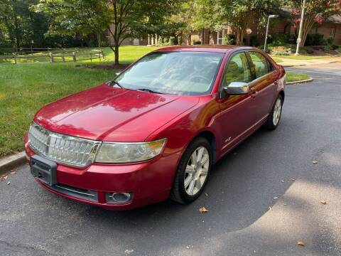 2009 Lincoln MKZ for sale at Bowie Motor Co in Bowie MD