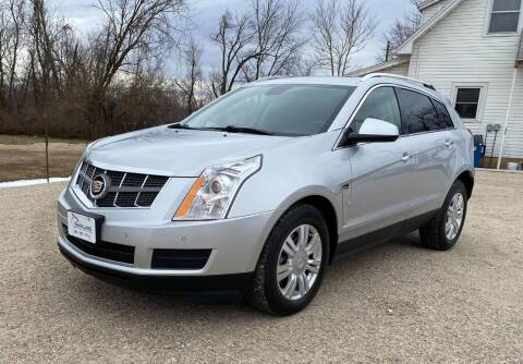 2011 Cadillac SRX for sale at BARKLAGE MOTOR SALES in Eldon MO