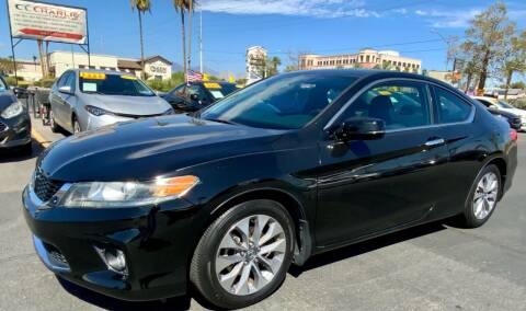 2014 Honda Accord for sale at Charlie Cheap Car in Las Vegas NV