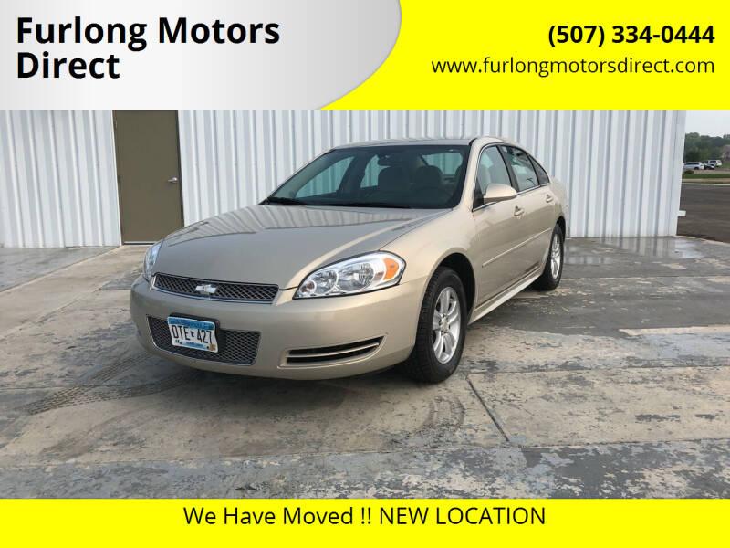 2012 Chevrolet Impala for sale at Furlong Motors Direct in Faribault MN