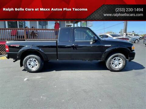 2010 Ford Ranger for sale at Ralph Sells Cars at Maxx Autos Plus Tacoma in Tacoma WA