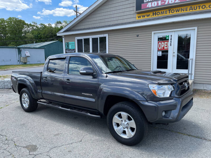 2013 Toyota Tacoma for sale at Home Towne Auto Sales in North Smithfield RI