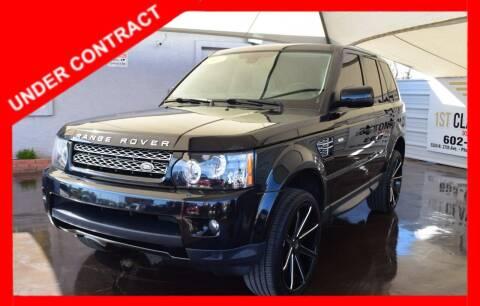 2013 Land Rover Range Rover Sport for sale at 1st Class Motors in Phoenix AZ