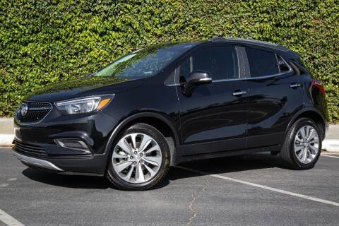 2017 Buick Encore for sale at 605 Auto  Inc. in Bellflower CA