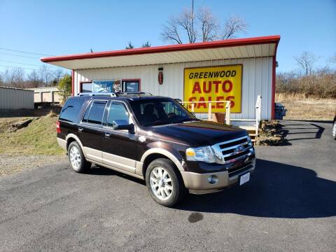 2014 Ford Expedition for sale at Greenwood Auto Sales in Greenwood AR