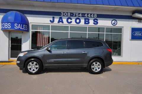 2009 Chevrolet Traverse for sale at Jacobs Ford in Saint Paul NE