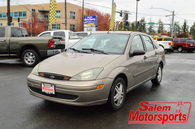 2003 Ford Focus for sale at Salem Motorsports in Salem OR