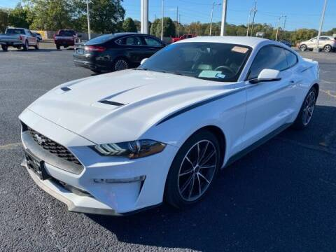 2018 Ford Mustang for sale at Smart Auto Sales of Benton in Benton AR
