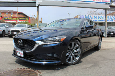 2020 Mazda MAZDA6 for sale at MIKEY AUTO INC in Hollis NY
