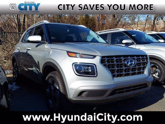 2021 Hyundai Venue for sale at City Auto Park in Burlington NJ