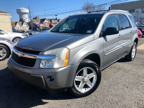2005 Chevrolet Equinox for sale at Majestic Auto Trade in Easton PA